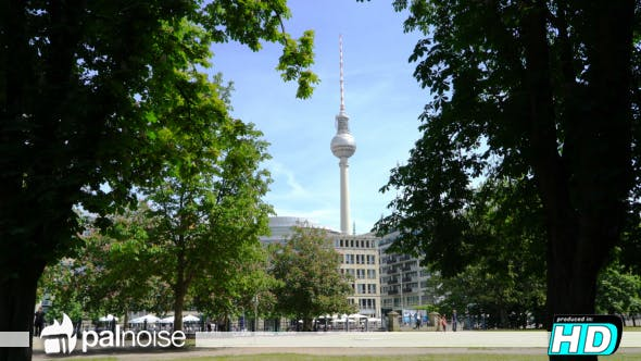 Thumbnail for Berlin Tv Tower, Germany