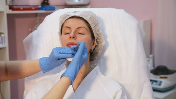 Thumbnail for Cosmetic Injection In The Spa Salon