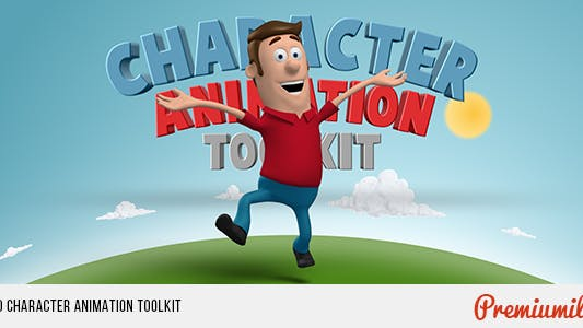 Thumbnail for 3D Character Animation Toolkit