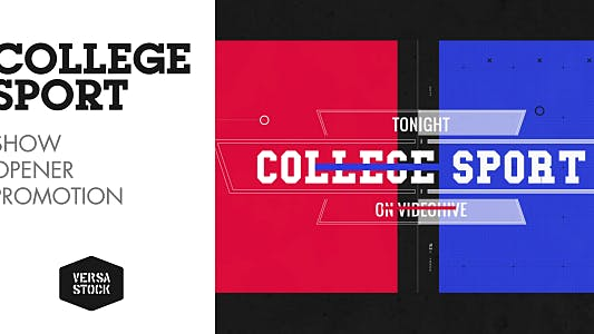 Thumbnail for College Sport | Promo