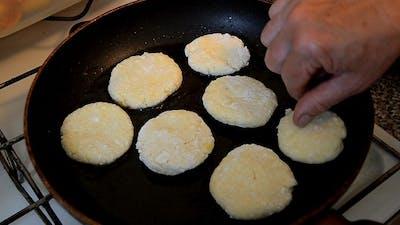 Cheesecakes Food Frying dough Pancakes Pancakes 2