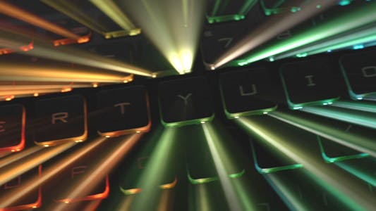 Thumbnail for Keyboard Rays