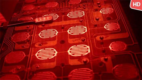Circuit Board 01299
