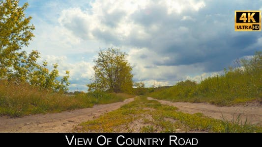 Thumbnail for View Of Country Road