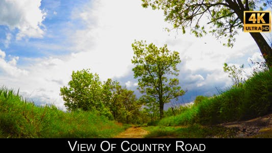 Thumbnail for View of Country Road 2