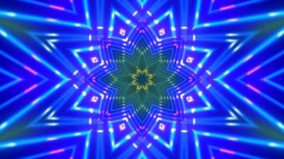 Abstract Light Stars