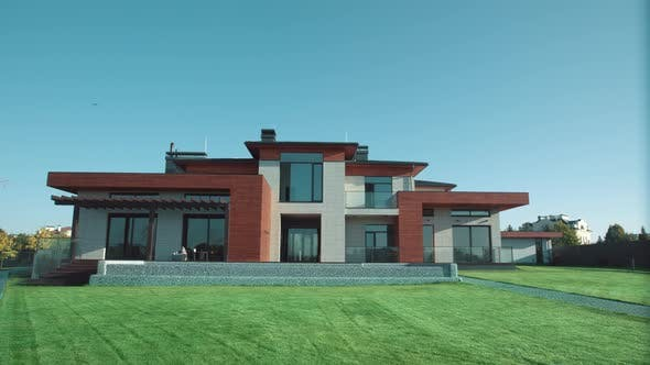 Thumbnail for Luxury Modern House. Private Residance. Expencive Residential Villa