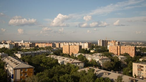City Skyline Day