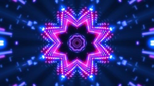 Magische Beleuchtung Stern 01