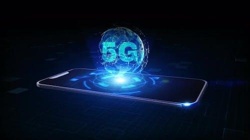Smart Phone Of 5g High Speed Internet  879-4K