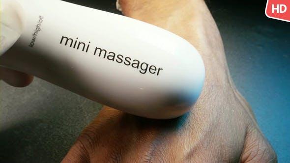Thumbnail for Mini Massager 01644