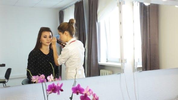 Thumbnail for Make-up Artist Work