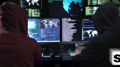 Hackers Cyber Attack