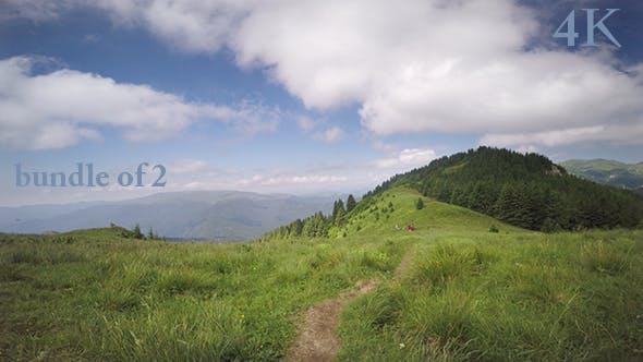 Travel on Mountain Route