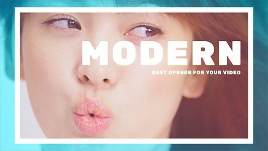 Thumbnail for Schneller moderner Öffner