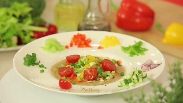 Thumbnail for Salsa Vegetable Mix