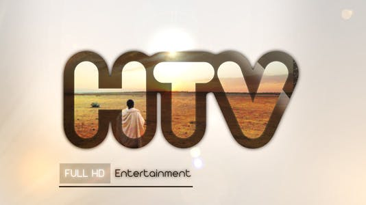 Glossy Video Logo Ident