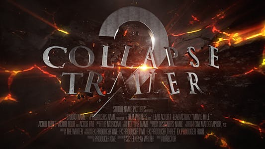 Thumbnail for Collapse Trailer