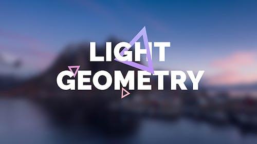 Light Geometry // Titles Pack