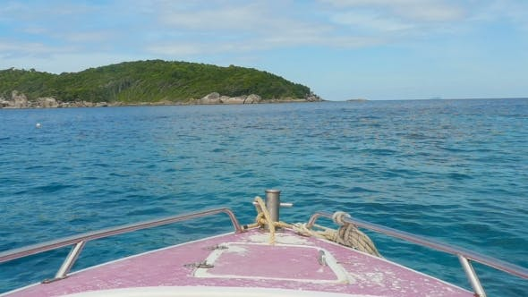 Thumbnail for Similan Islands Seascape
