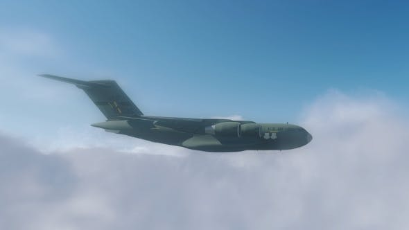 Cover Image for Military Plane