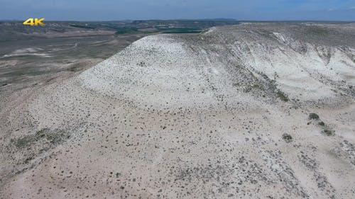 Eroded Sandstone Hills