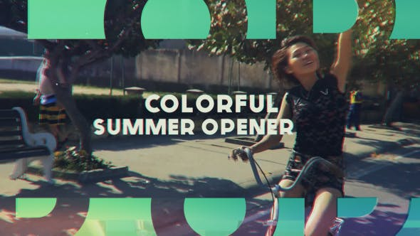 Thumbnail for Colorful Summer Opener