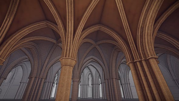 Thumbnail for POV Cathedral - Architecture