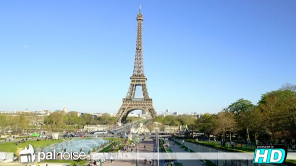 Thumbnail for Eiffel Tower Beautiful Day