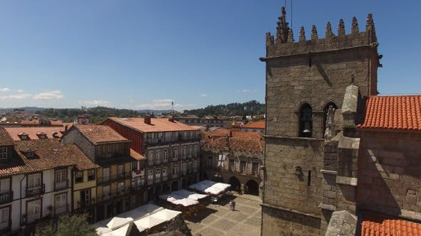 Thumbnail for Portugal City Historic Center (Guimarães)