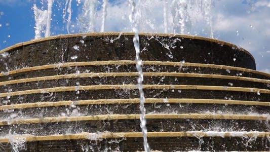 Thumbnail for Fountain Water Splash 2