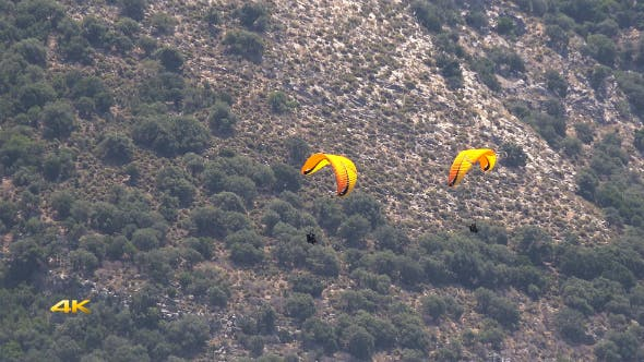 Thumbnail for Paragliding