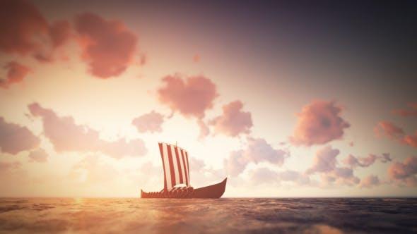 Thumbnail for Viking Ship - Drakkar
