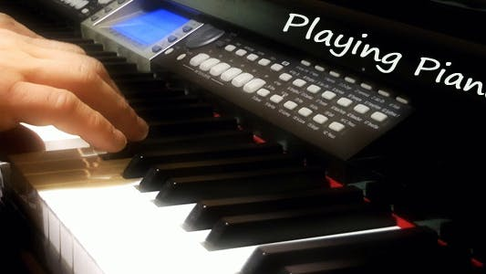 Thumbnail for Playing Piano 1