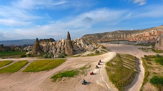 Cover Image for Racing ATV- Cappadocia
