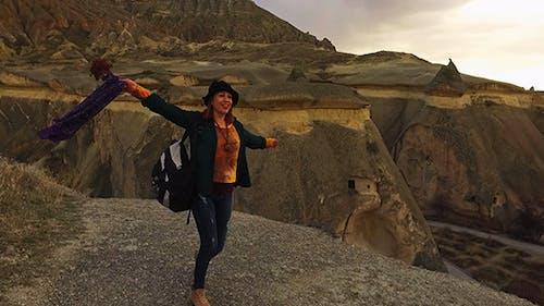 Cappadocia and Freedom Woman