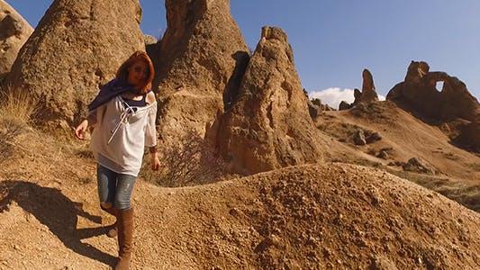 Thumbnail for Cappadocia Woman Enjoy