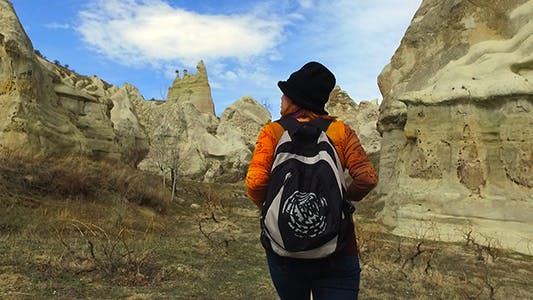 Thumbnail for Tourist in Cappadocia