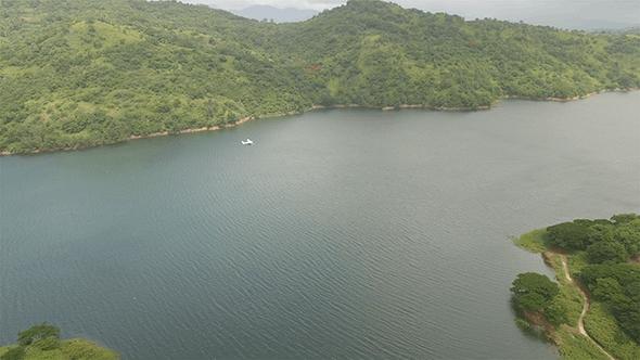 Thumbnail for Sea Plane Take Off on A Lake