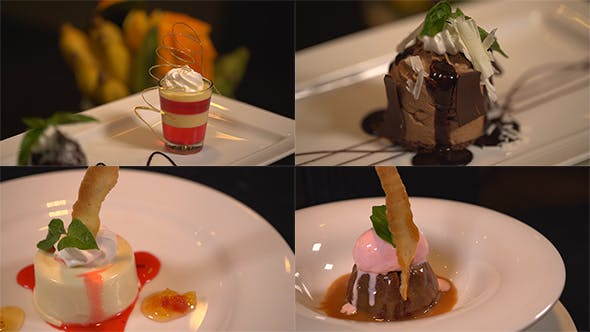 Thumbnail for Rotating Gourmet Desserts