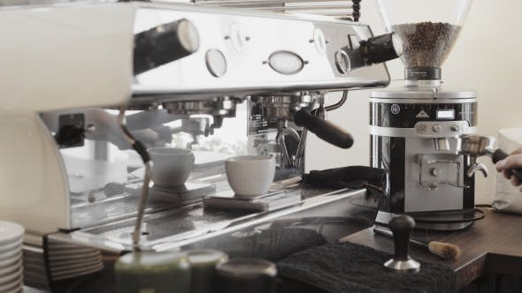 Thumbnail for Espresso Making