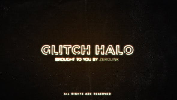 Thumbnail for Glitch Halo