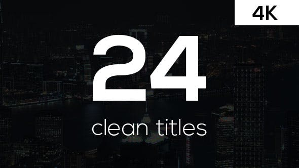 Thumbnail for Clean Titles