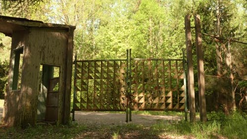 Gates to the Abandoned Kids Camp