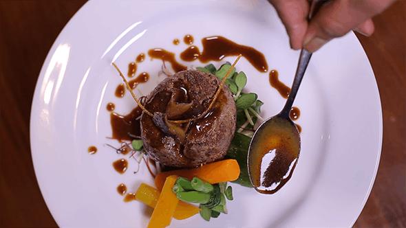 Steak Fillet Dish