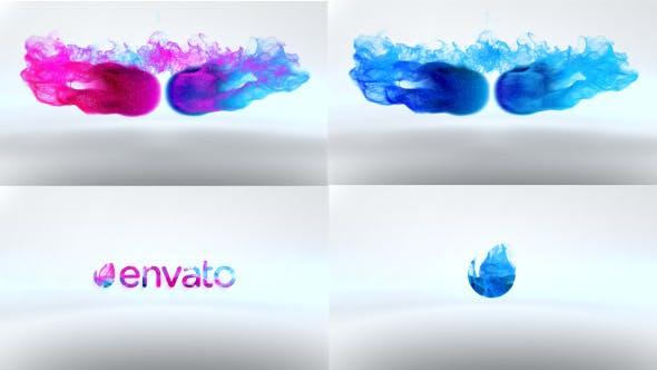 Particles Magic Logo