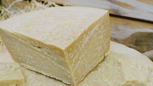 Thumbnail for Large Pieces Of Solid Parmesan Cheese