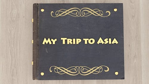 My Trip to South East Asia