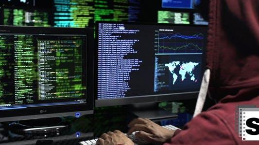 Thumbnail for Hacker-Typ-SicherheitsCode