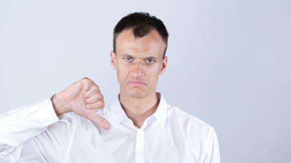 Thumbnail for Businessman Thumbs Down